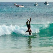 surf hub sup head stand