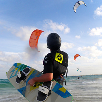 Kitesurf and Surf Lessons