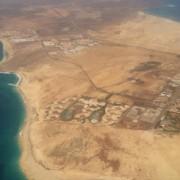 Sal-Cape-Verde-Aerial-View