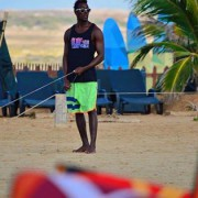 kitesurf lessons with surf hub