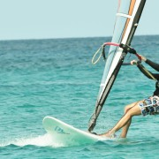 windsurf in cape verde
