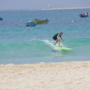 cape verde surfing