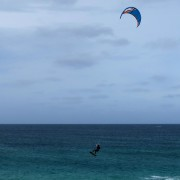 Kitesurf jump equipment Cape Verde
