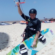 Kitesurf equipment Cape Verde