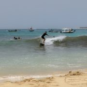 surf lessons cape verde