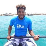sup with surf hub cape verde