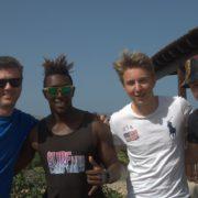 Family Kitesurfing Cape Verde