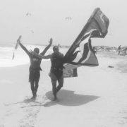 Kitesurfing Sal