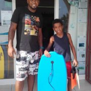 Surf equipment Cape Verde sal