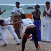 capoeira lessons cape verde