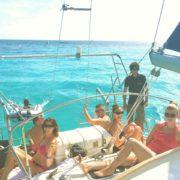 Boat trip cape verde
