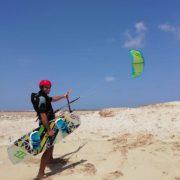kite cape verde